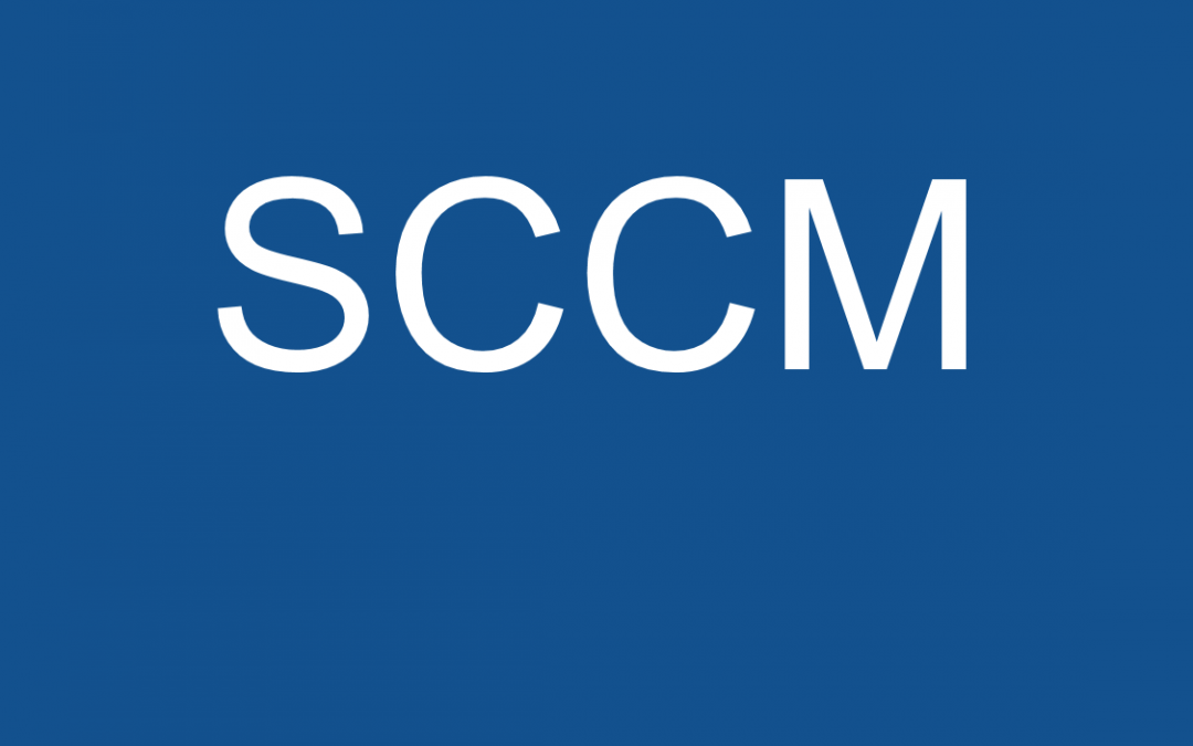 Leveraging your Microsoft SCCM investment