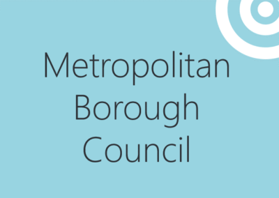 Metropolitan Borough Council