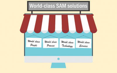 The Increasing Importance of a One Stop Shop for SAM