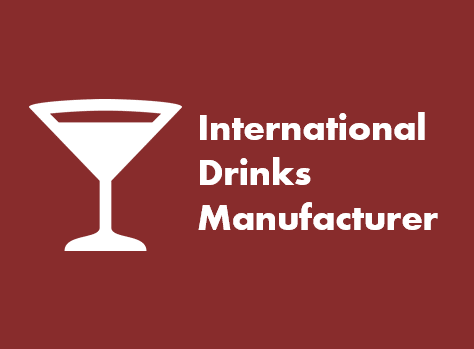 International Drinks Manufacturer