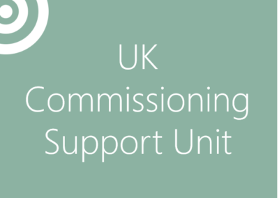 Commissioning Support Unit