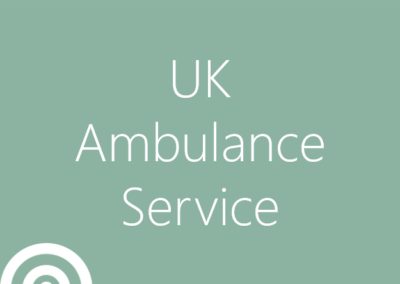 UK Ambulance Service