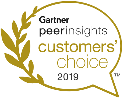 Certero are the highest rated on Gartner Peer Insights Customers Choice for SAM tools