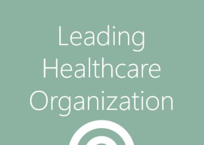Leading Healthcare Organization