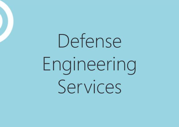 Defense Engineering Services